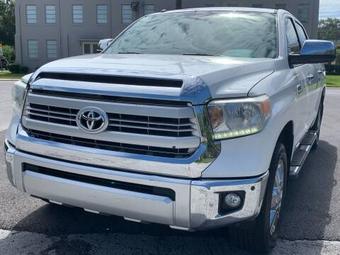 2014 Toyota Tundra for sale at Consumer Auto Credit in Tampa FL