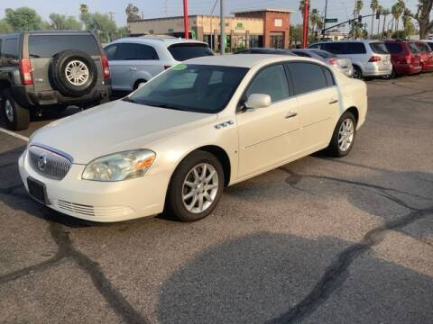 2008 Buick Lucerne for sale at ALMOST NEW AUTO RENTALS & SALES in Mesa AZ
