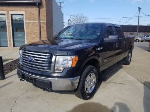 2012 Ford F-150 for sale at Madison Motor Sales in Madison Heights MI