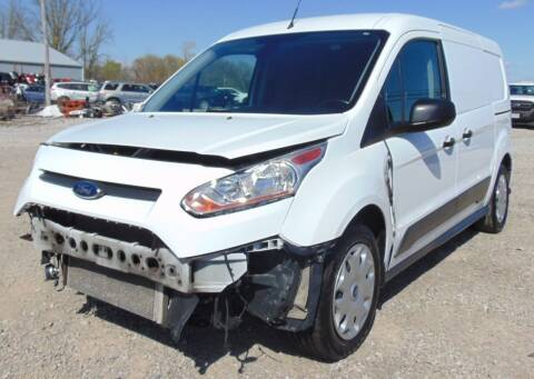 2018 Ford Transit Connect Cargo for sale at Kenny's Auto Wrecking in Lima OH