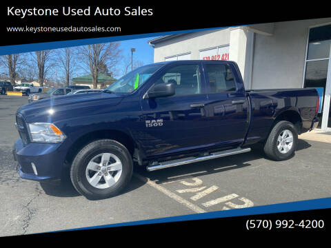 2017 RAM Ram Pickup 1500 for sale at Keystone Used Auto Sales in Brodheadsville PA
