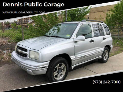 2004 Chevrolet Tracker for sale at Dennis Public Garage in Newark NJ