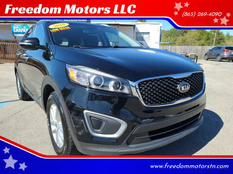 2016 Kia Sorento for sale at Freedom Motors LLC in Knoxville TN