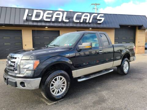 2009 Ford F-150 for sale at I-Deal Cars in Harrisburg PA