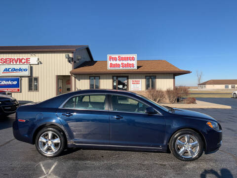 2010 Chevrolet Malibu for sale at Pro Source Auto Sales in Otterbein IN
