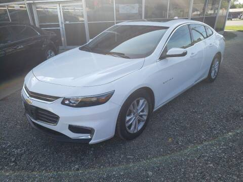 2016 Chevrolet Malibu for sale at Fansy Cars in Mount Morris MI