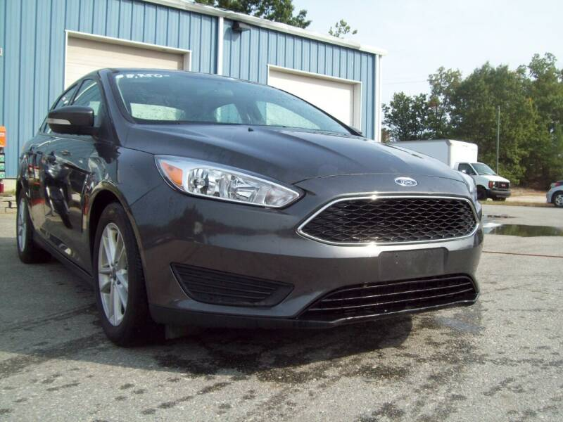 2016 Ford Focus SE 4dr Sedan - Milford NH