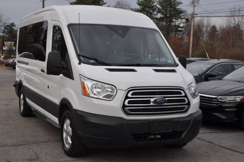 2017 Ford Transit Passenger for sale at Amati Auto Group in Hooksett NH