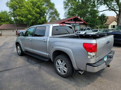 2007 Toyota Tundra for sale at Premier Motors LLC in Crystal MN