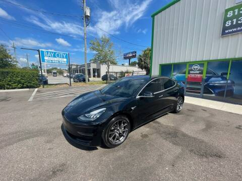 2018 Tesla Model 3 for sale at Bay City Autosales in Tampa FL