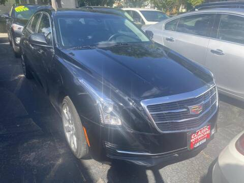 2015 Cadillac ATS for sale at CLASSIC MOTOR CARS in West Allis WI