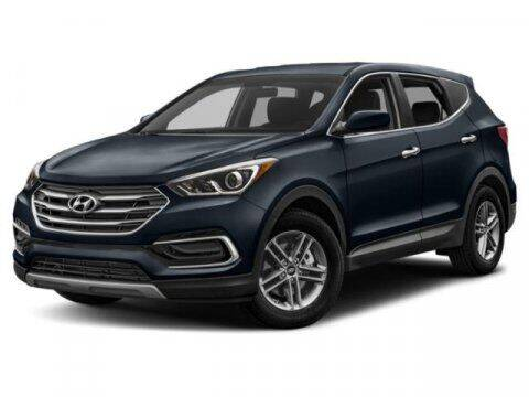 2018 Hyundai Santa Fe Sport for sale at HILAND TOYOTA in Moline IL