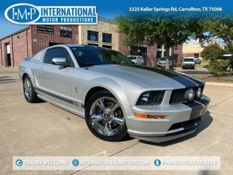 2006 Ford Mustang for sale at International Motor Productions in Carrollton TX