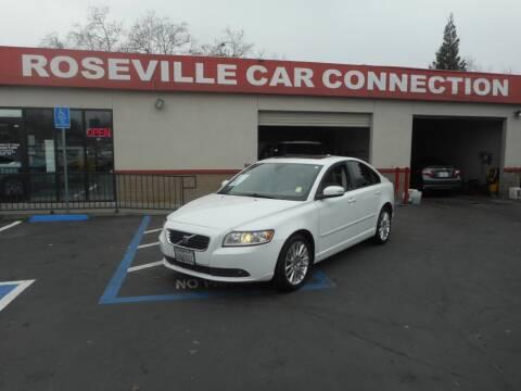 2009 Volvo S40 for sale at ROSEVILLE CAR CONNECTION in Roseville CA