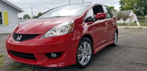 2009 Honda Fit for sale at Sinclair Auto Inc. in Pendleton IN