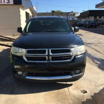 2013 Dodge Durango for sale at Auto Limits in Irving TX
