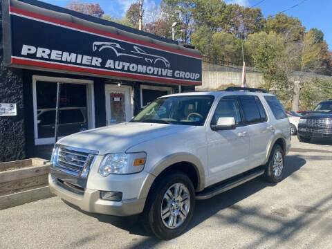 2009 Ford Explorer for sale at Premier Automotive Group in Pittsburgh PA