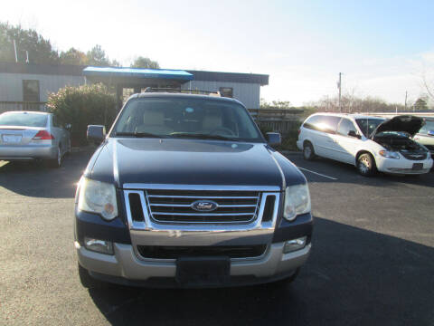 2006 Ford Explorer for sale at Olde Mill Motors in Angier NC
