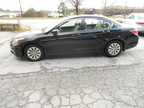 2011 Honda Accord for sale at FABULOUS AUTO SALES in Conyers GA