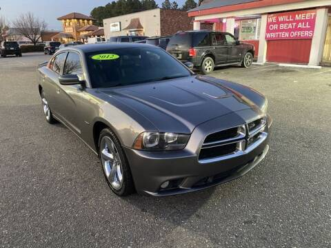 2012 Dodge Charger for sale at Sell Your Car Today in Fayetteville NC