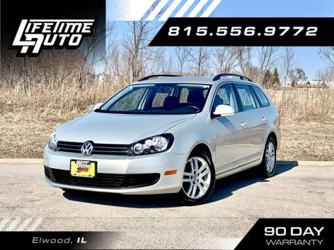 2011 Volkswagen Jetta for sale at Lifetime Auto in Elwood IL