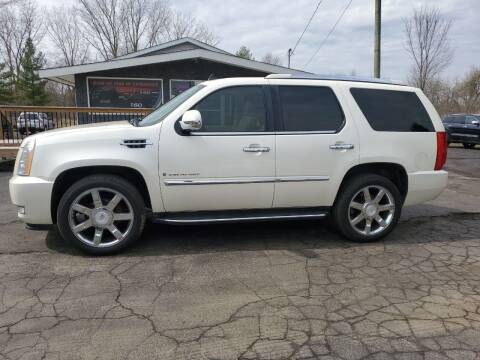 2008 Cadillac Escalade for sale at Drive Motor Sales in Ionia MI