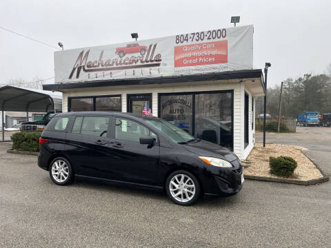 2012 Mazda MAZDA5 for sale at Mechanicsville Auto Sales in Mechanicsville VA