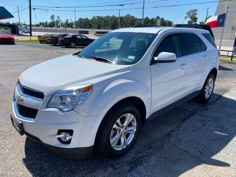 2012 Chevrolet Equinox for sale at Bay Motors in Tomball TX
