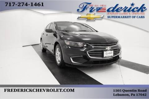 2018 Chevrolet Malibu for sale at Lancaster Pre-Owned in Lancaster PA
