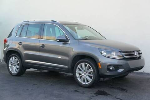 2012 Volkswagen Tiguan for sale at Prado Auto Sales in Miami FL