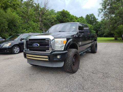 2011 Ford F-250 Super Duty for sale at Empire Auto Remarketing in Shawnee OK
