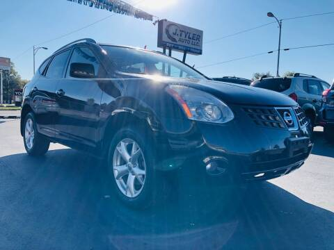 2009 Nissan Rogue for sale at J. Tyler Auto LLC in Evansville IN