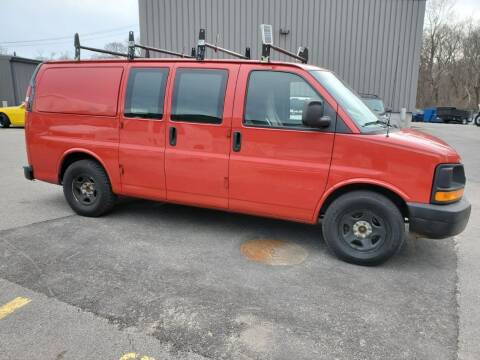 2008 Chevrolet Express Cargo for sale at MX Motors LLC in Ashland MA