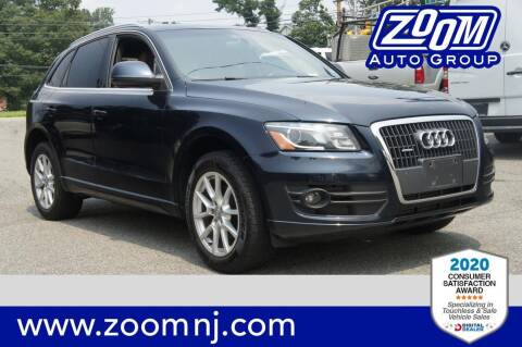 2011 Audi Q5 for sale at Zoom Auto Group in Parsippany NJ