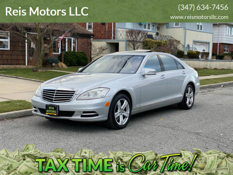 2010 Mercedes-Benz S-Class for sale at Reis Motors LLC in Lawrence NY