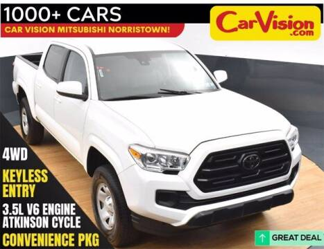 2019 Toyota Tacoma for sale at Car Vision Buying Center in Norristown PA