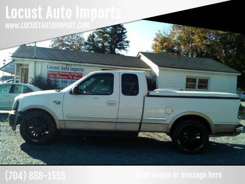 1998 Ford F-150 for sale at Locust Auto Imports in Locust NC