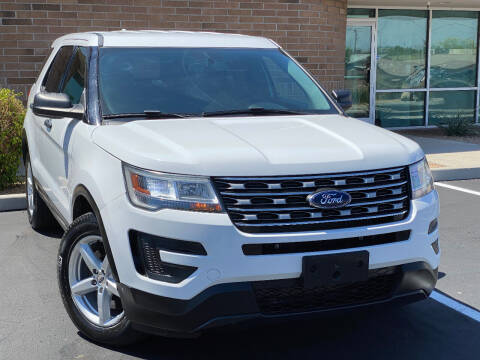 2017 Ford Explorer for sale at AKOI Motors in Tempe AZ