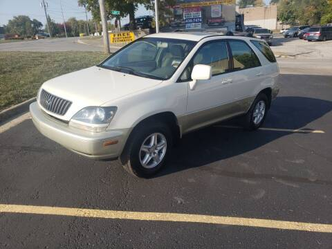 2000 Lexus RX 300 for sale at Used Auto LLC in Kansas City MO