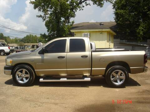 2008 Dodge Ram Pickup 1500 for sale at A-1 Auto Sales in Conroe TX