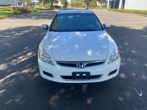 2007 Honda Accord for sale at Sanchez Auto Sales in Newark CA