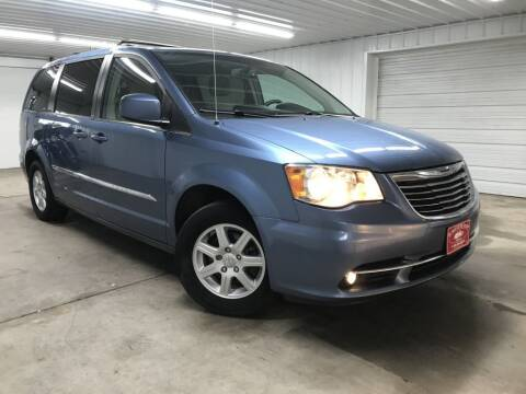 2012 Chrysler Town and Country for sale at Hi-Way Auto Sales in Pease MN