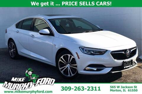 2018 Buick Regal Sportback for sale at Mike Murphy Ford in Morton IL