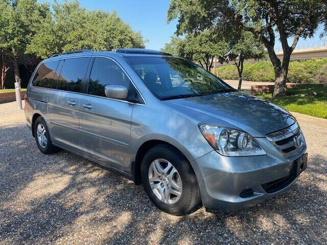 2006 Honda Odyssey for sale at KAM Motor Sales in Dallas TX