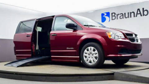 2020 Dodge Grand Caravan for sale at A&J Mobility in Valders WI