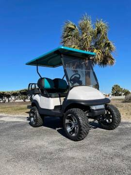 2016 Club Car Precedent EFI for sale at 70 East Custom Carts Atlantic Beach in Atlantic Beach NC