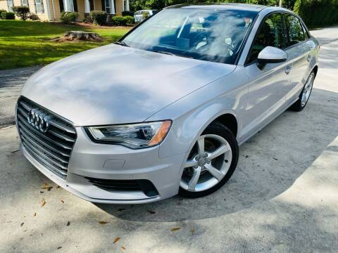 2015 Audi A3 for sale at Cobb Luxury Cars in Marietta GA