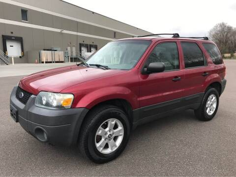 2005 Ford Escape for sale at Angies Auto Sales LLC in Newport MN