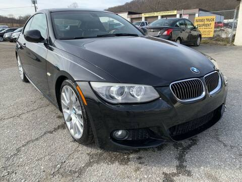 2013 BMW 3 Series for sale at Ron Motor Inc. in Wantage NJ