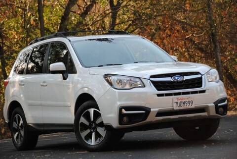2017 Subaru Forester for sale at VSTAR in Walnut Creek CA